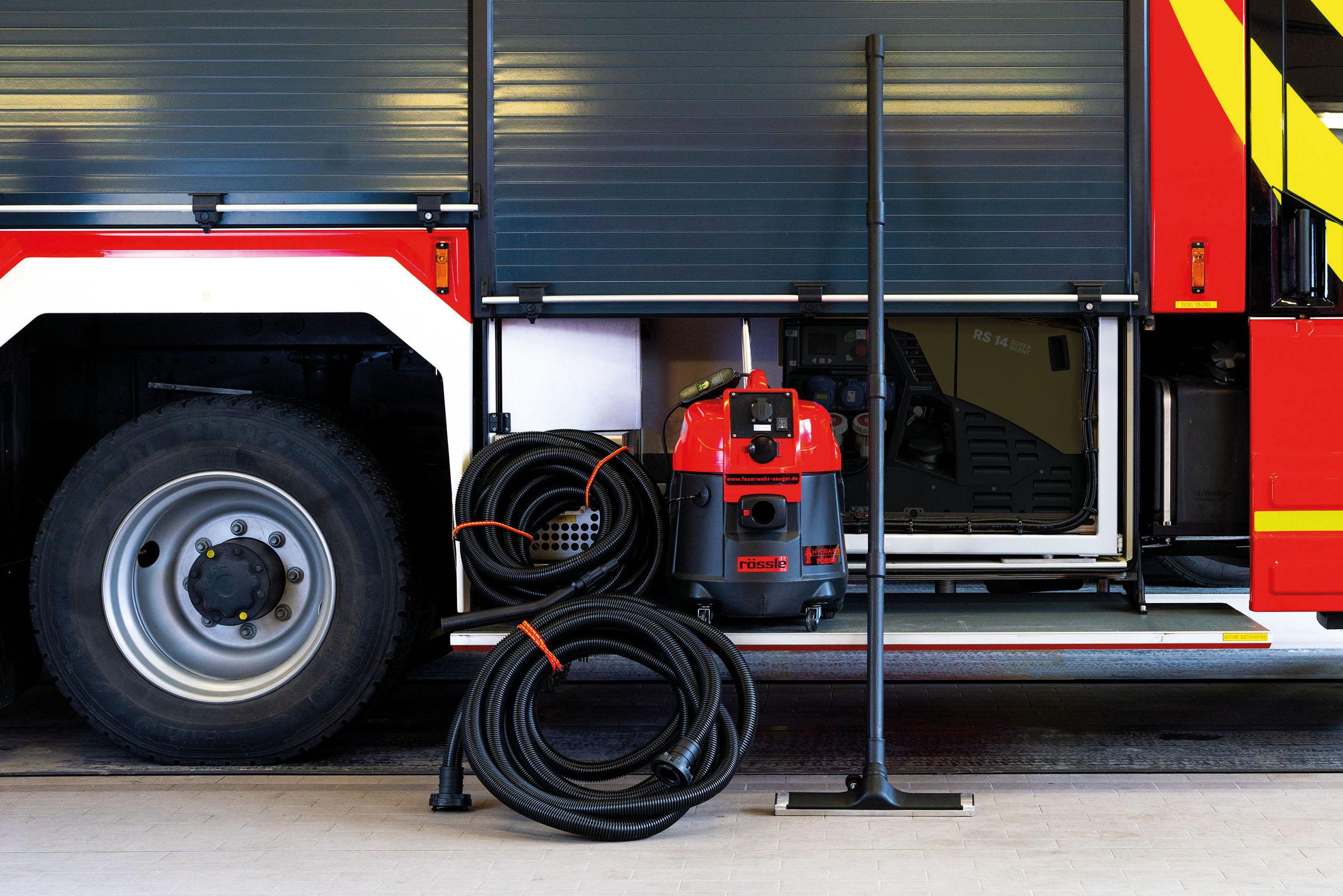HYDRA-BOY Feuerwehrsauger