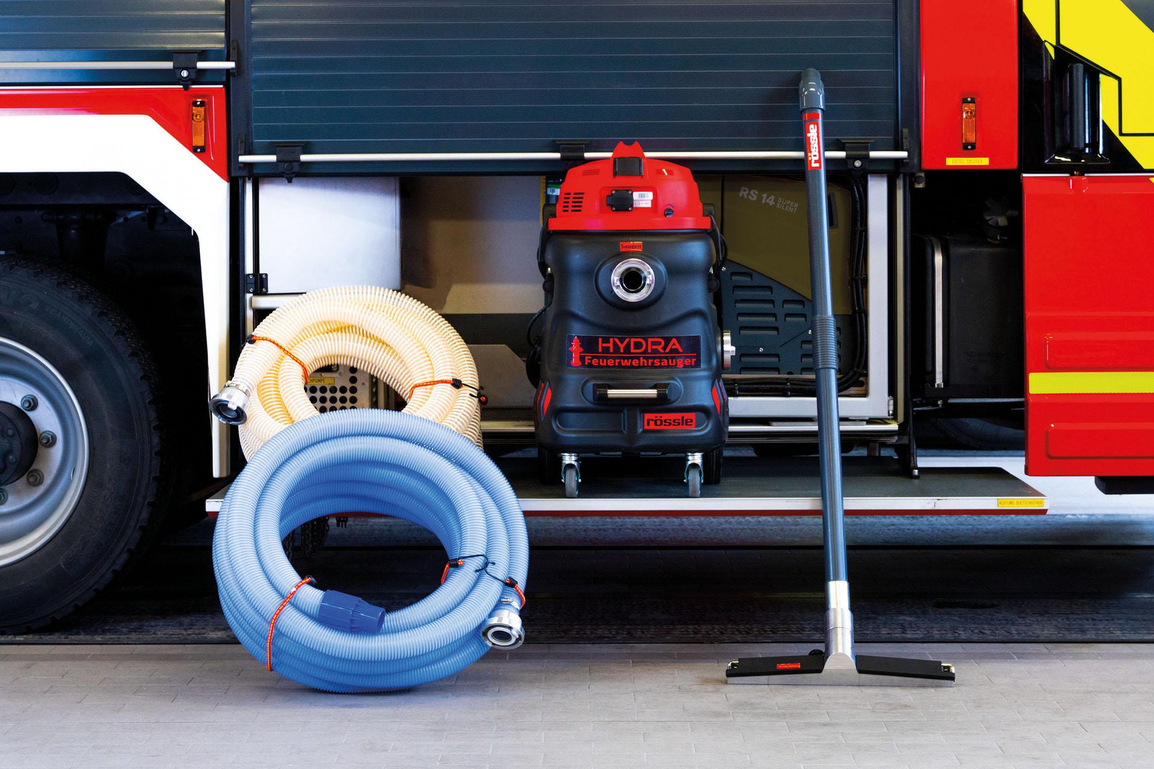 HYDRA Feuerwehrsauger