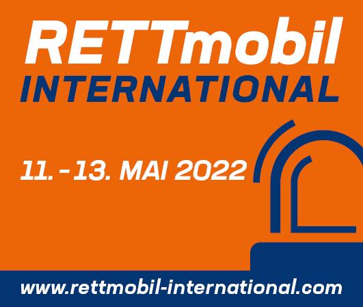 Messe RETTmobil 2022
